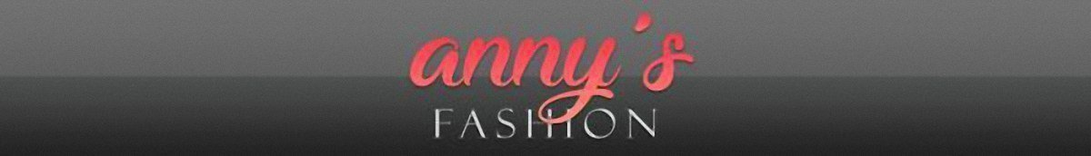 Annys Fashion Banner