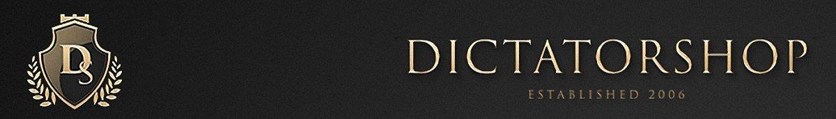 Dictatorshop banner
