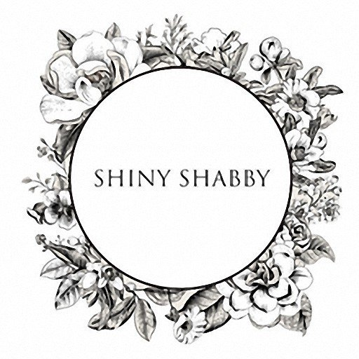 Shiny Shabby – April 2019