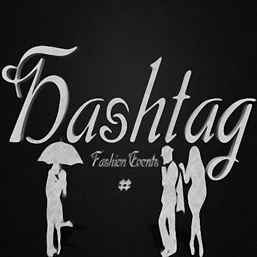 Hashtag Event Logo