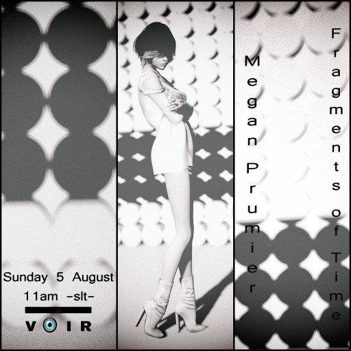 Megan Prumier - Fragments of Time - Voir Gallery