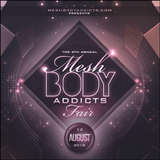 Mesh Body Addicts-FAIR-18