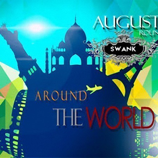 swank round around the world R1 2018