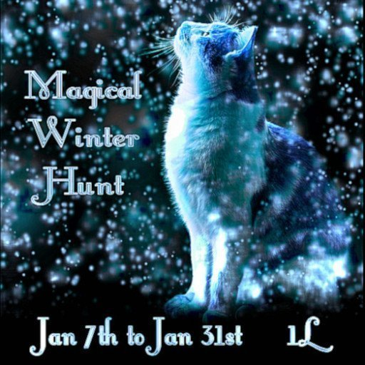 Magical Winter Hunt Jan 2019