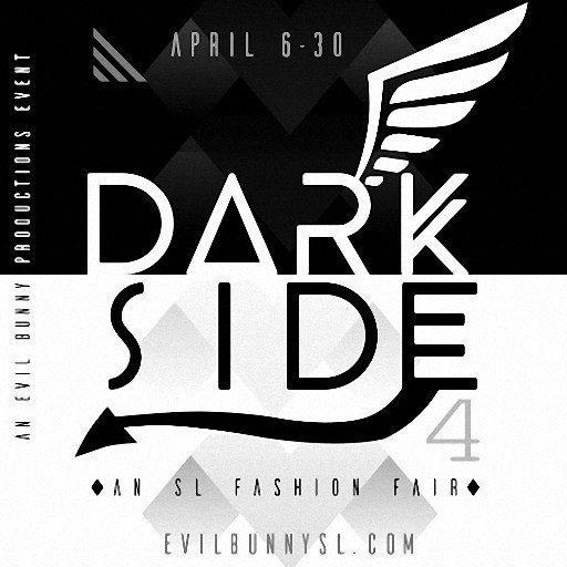 Evilbunny Dark Side Fashion Fair April 2019