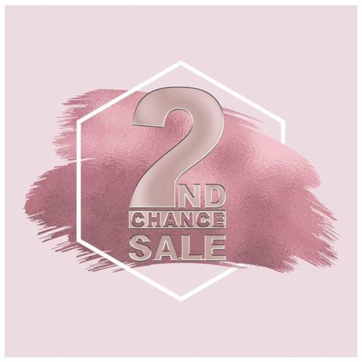 Second Chance Sales Event