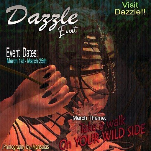 Dazzle March 2019 The Wild Side