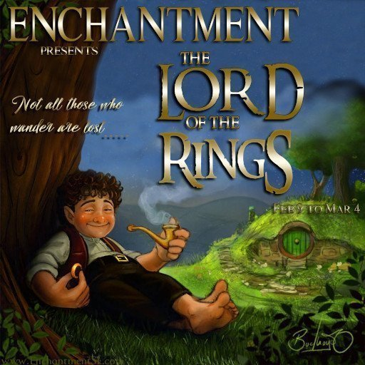 Enchantment Lord of the Rings 2019