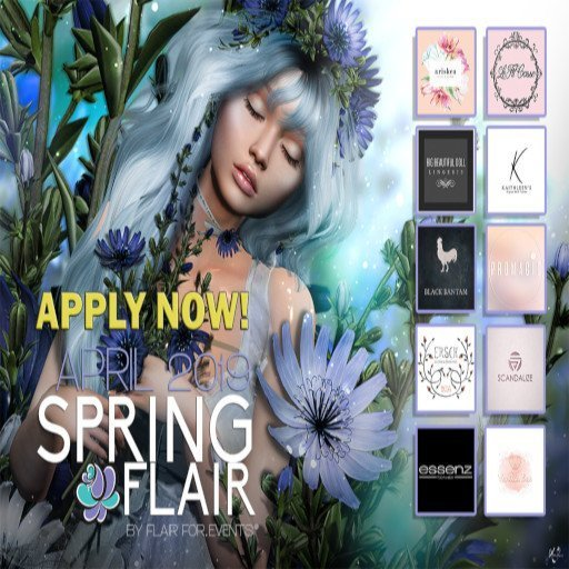 FoF Spring Flair April 2019 Application