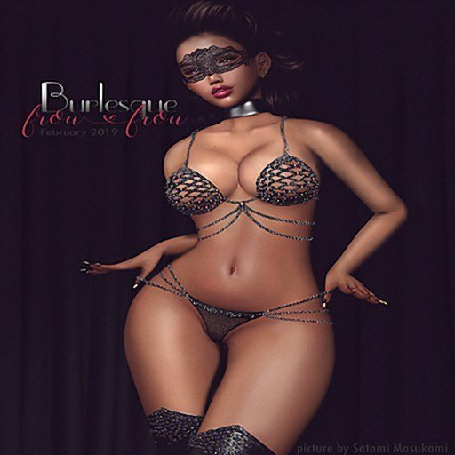 Frou Frou - Burlesque Feb 2019