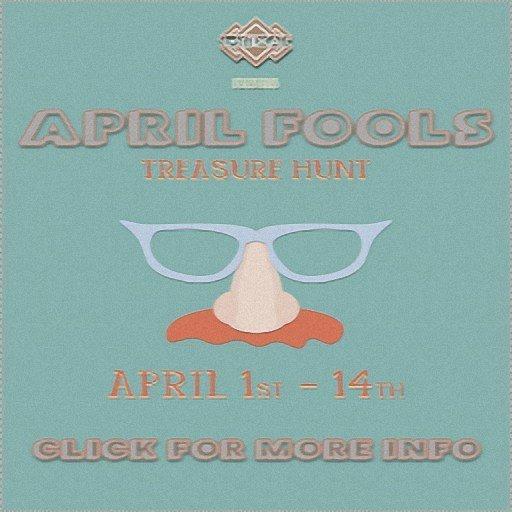 SLS April Fools Poster