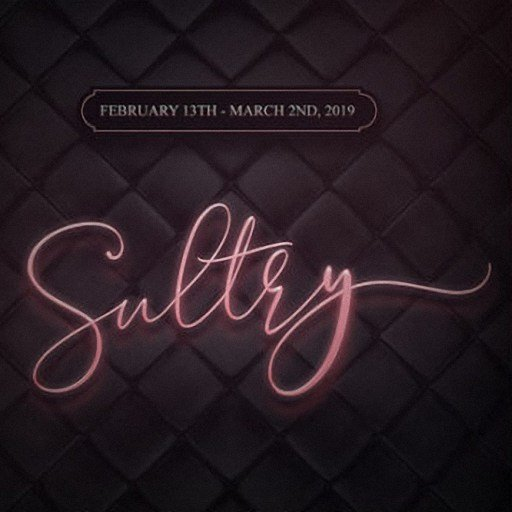 SULTRY February 2019