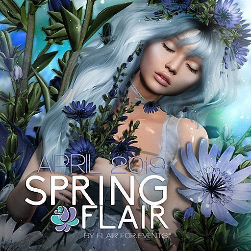 Spring Flair – April 2019
