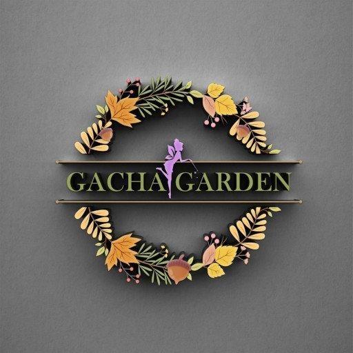 Gacha Garden Square Logo
