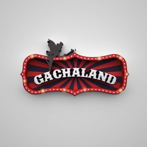 GachaLand Square Logo