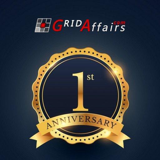 GridAffairs 1st Anniversary