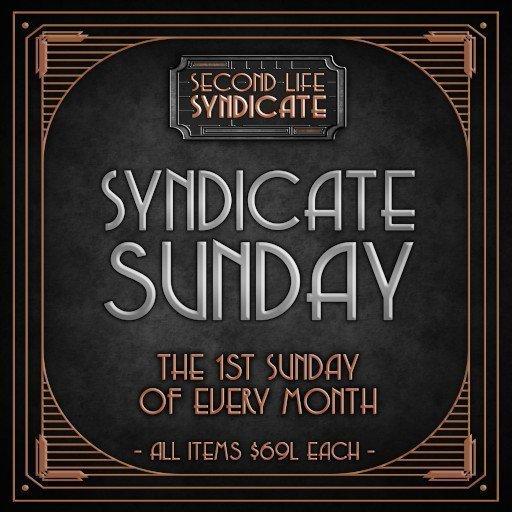 SLS Syndicate Sunday