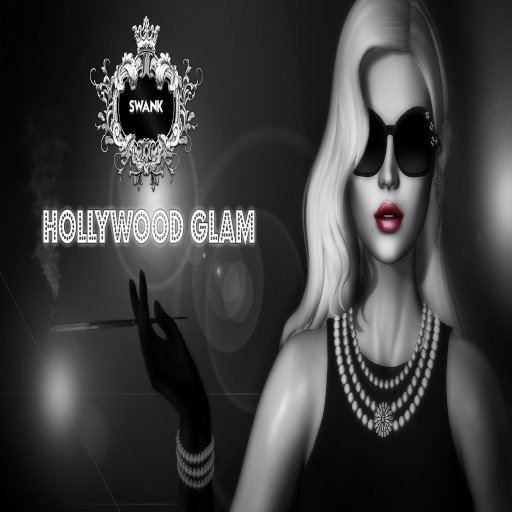 SWANK - HOLLYWOOD GLAM - March 2019