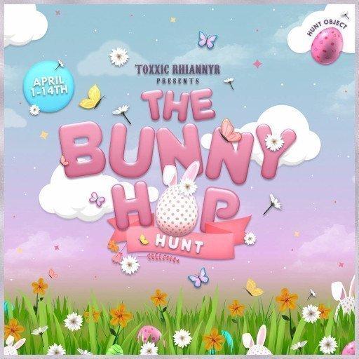 The Bunny Hop Hunt April 2019