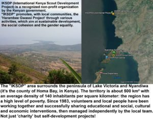 IKSDP-Harambee project